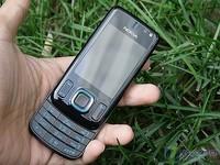 诺基亚最小滑盖 时尚新机6600s评测手记