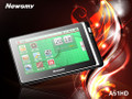 5吋1080P高清MP4 纽曼A51HD降价399元